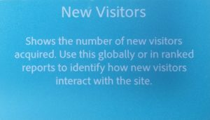 Brets Karten - New Visitors